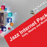 Jazz Internet Packages - Daily, Weekly, Monthly, 3G/4G