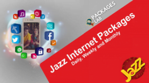 Jazz Internet Packages – Daily, Weekly, Monthly, 3G/4G