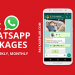 Jazz WhatsApp Package - Daily, Weekly, Monthly 3G/4G