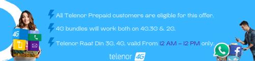 Telenor Packages