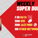 How to Subscribe Jazz Weekly Super Duper Offer?