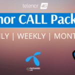 Telenor Call Packages - Daily, 3-Day, Weekly, Monthly,