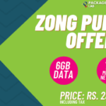 Zong Punjab Offer - Apna Shehr Punjab Offer