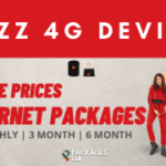 Jazz 4G Device - Prices - Internet Packages