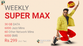 jazz weekly super max