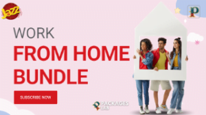 Work From Home Bundle Weekly – Jazz 4G