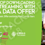 Zong Mega Weekly Offer 100GB - Rs. 100/-