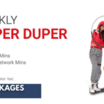 Jazz Weekly Super Duper Offer - Rs. 210/-