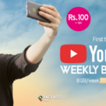 Zong Weekly YouTube Offer 2021 - Price & Subscription Code