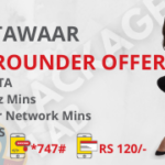 Jazz Haftawaar All Rounder Offer (Selected Cities) - Rs. 120/-