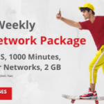 Jazz Weekly All Network Package 2021 - Rs. 170/-