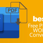 Everything About Free Convert Pdf To Word