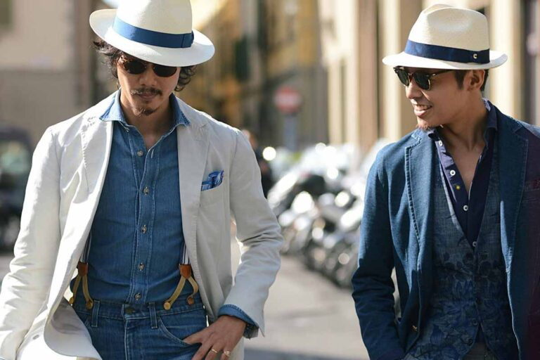 How and when to wear these classic men's hat styles