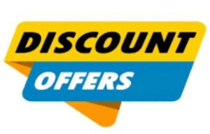 What are discount offers?